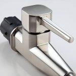 Auralum® Robinet De Cuisine Robinet lavabo chromé évier pour mitigeur de cuisine de la marque AuraLum image 3 produit