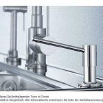 Blanco - 512593 - Accessoire Évier et Robinet - Distributeur de savon - Chrome de la marque Blanco image 2 produit