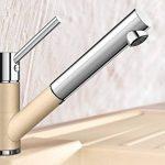 Blanco - 515352 - Robinet mitigeur - Antas S - Champagne / Chrome de la marque Blanco image 1 produit
