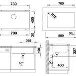 BLANCO 515774 Évier de la marque Blanco image 1 produit