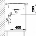 Blanco - 516191 - Évier - Blancolivit 6 S centric - Inox de la marque Blanco image 4 produit