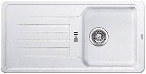 BLANCO 521410Favos 45S Silgranit évier–Blanc de la marque Blanco image 0 produit