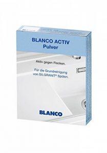 BLANCO Activ pulver| pour nettoyage de base de SILGRANIT Lavage | Lot de 3| 520784 de la marque Blanco image 0 produit