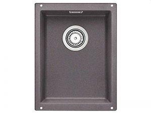 BLANCOSUBLINE 320-U évier encastrable sous plan, gris rocher, SILGRANIT®, pour des meubles sous évier de 40 cm - 518952 de la marque Blanco image 0 produit