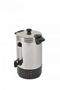 Calor ZJ-88 Percolateur à Café Professionel 8.8L 40/50 Tasses en Inox de la marque Kitchen Chef image 0 produit