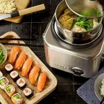 Cuisinart CRC400E Cuiseur à riz et céréales multifonctions, 6 personnes, Cuisson vapeur de la marque Cuisinart image 1 produit
