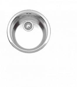 Eurodomo RBX 400 Evier cuve ronde en Acier Inox Lisse Ø 70 mm de la marque Eurodomo image 0 produit