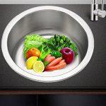 évier de cuisine 1 bac TOP 12 image 1 produit