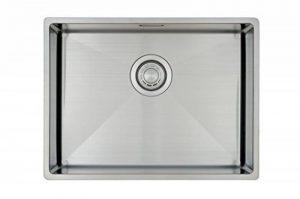 Évier de cuisine Copa Design 50-37 Affleurant / Sous plan - bassin carré / évier 50*37cm - 1 bassin - inox brossé de la marque Copa design image 0 produit