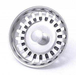 Filtre à évier / bouchon de bonde pour évier - protection - chromé de la marque Mcalpine image 0 produit