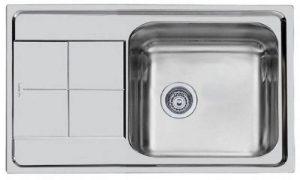Foster KS 86,1 V.45.STD Evier (acier inoxydable en acier inoxydable 450 x 400 mm à gauche) de la marque Foster image 0 produit