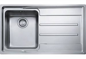 Franke anx2 11 – 86 – Kitchen sinks (Stainless Steel, Stainless Steel, 340 x 400 mm) de la marque Franke image 0 produit