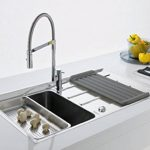 Franke anx2 11 – 86 – Kitchen sinks (Stainless Steel, Stainless Steel, 340 x 400 mm) de la marque Franke image 1 produit