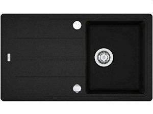 Franke bFG 611–86 basis évier en granit évier encastrable noir onyx-évier de cuisine de la marque Franke Kitchen Systems image 0 produit