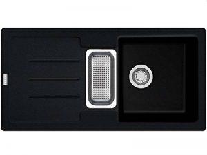 Franke évier encastrable Strata STG 651–86Onyx Noir évier en granite Mitigeur cuisine de la marque FRANKE image 0 produit