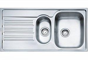 Franke Galileo–Kitchen sinks (Stainless Steel, Stainless Steel, 340x 430mm, 172x 320mm) de la marque Franke image 0 produit