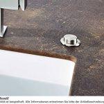 Franke Kubus KBK 110–50Evier de cuisine rectangulaire à encastrer et en céramique (encastrable, rectangulaire, céramique, blanc, 1bac) de la marque FRANKE image 4 produit