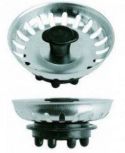 GRILLE FILTRÉ BOUCHON POUR ÉVIER UNIVERSEL TIPE TEKA (81 X 31 mm) (2 PCS) de la marque MONTSERRAT image 0 produit