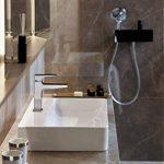 Hansgrohe Metropol Mitigeur lavabo, confort de hauteur 110mm, avec Push Open Bonde Chromé de la marque Hansgrohe image 2 produit