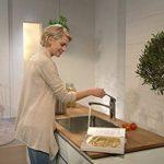 Hansgrohe Mitigeur de Cuisine Focus E² Chromé Bec Orientable 360° et Débit 12l/min 31806000 de la marque Hansgrohe image 3 produit