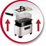 Moulinex AM333070 Friteuse Easy Pro 3L Inox/Noir de la marque Moulinex image 4 produit