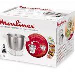Moulinex XF380E11 Bol Robot Cuisine Companion de la marque Moulinex image 2 produit