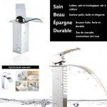 MultiWare Mitigeur Lavabo Cascade Robinet Cuisine Salle De Bain En Acier Inox de la marque MultiWare image 4 produit