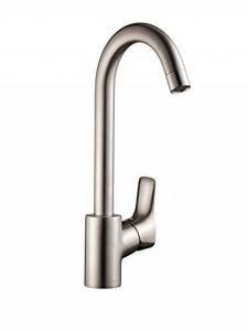 robinet acier brosse TOP 1 image 0 produit