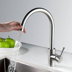 robinet acier brosse TOP 10 image 0 produit