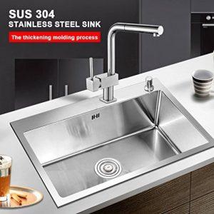 robinet acier brosse TOP 12 image 0 produit
