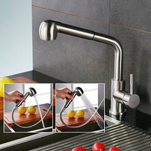 robinet acier brosse TOP 13 image 0 produit