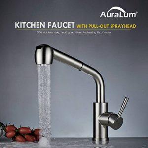 robinet acier brosse TOP 14 image 0 produit