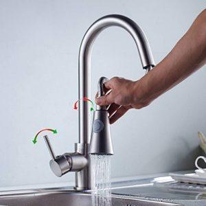 robinet cuisine basculant TOP 1 image 0 produit
