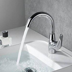 robinet cuisine blanc avec douchette TOP 10 image 0 produit