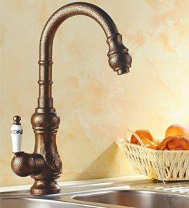 robinet cuisine couleur bronze TOP 11 image 0 produit