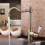robinet cuisine couleur bronze TOP 8 image 1 produit
