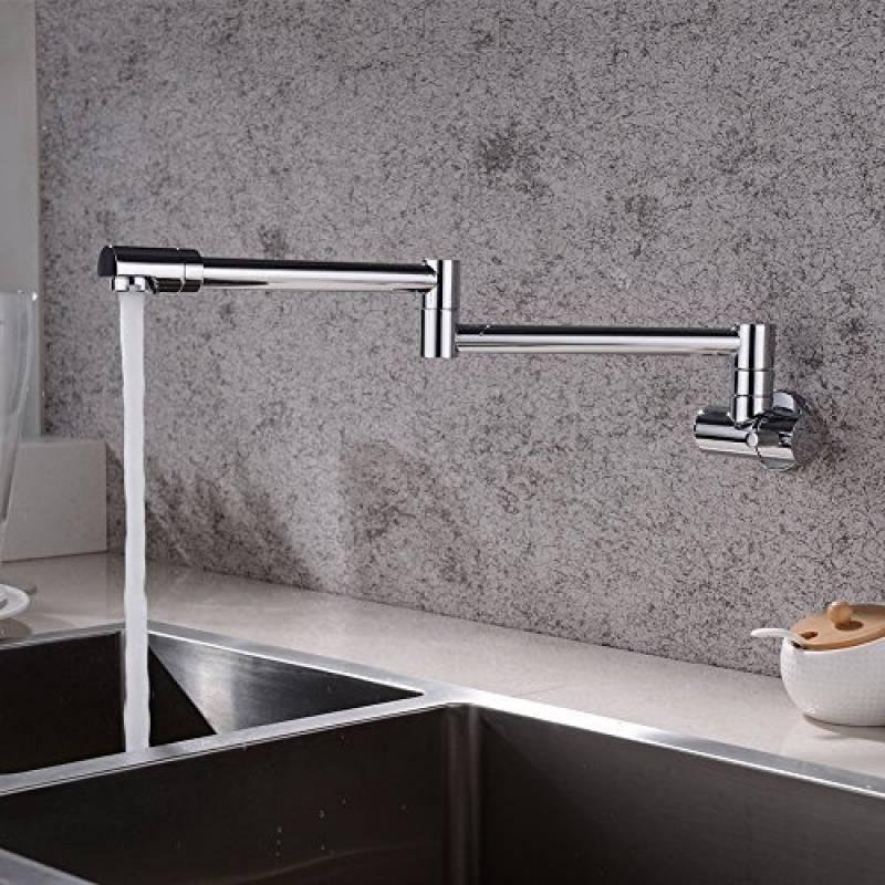 Robinet Mural Cuisine Acheter Les Meilleurs Modèles Pour - Montage d un robinet de cuisine