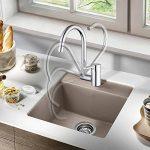 Robinet de mélangeur pour lavabo professionnel Robinet de cuisine pour salle de bain Chrome Brass 720 Degree Rotation Robinet de mélange à chaud et à froid de la marque Gvgn image 1 produit