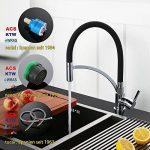 robinet noir cuisine TOP 12 image 3 produit