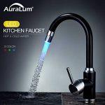 robinet noir cuisine TOP 8 image 1 produit