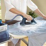 Rowenta DG8961F0 Centrale Vapeur Silence Steam Extrême - Silencieuse et Puissante - Cuve Haute Pression 6,5 Bars - Pressing 420g/min - Bleu de la marque Rowenta image 3 produit