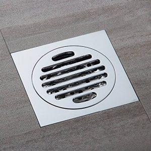 Siphon de Sol Inox Anti Odeur Filtres à Evier en Acier Drain Caniveau de Douche Inoxydable de la marque Iraza image 0 produit