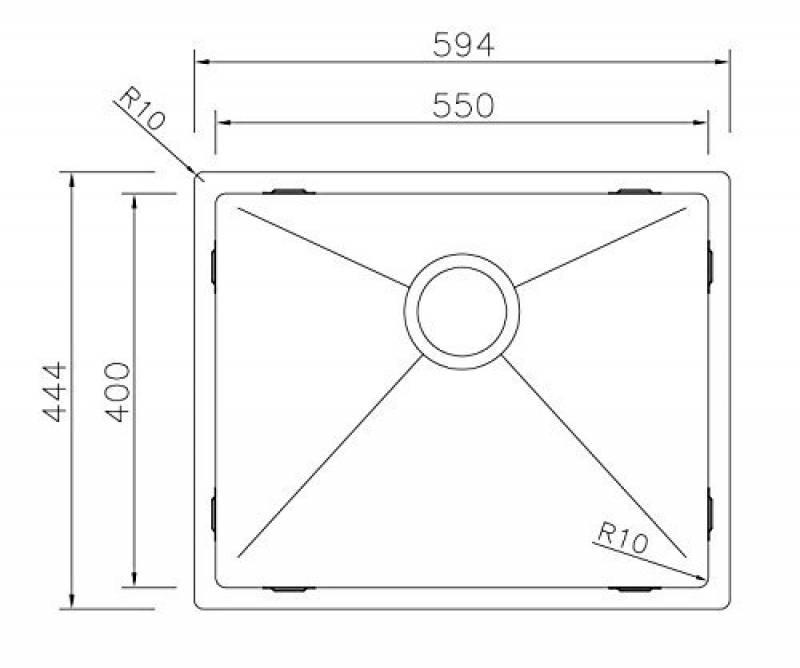 vier 1 bac inox notre comparatif pour 2019 eviers et. Black Bedroom Furniture Sets. Home Design Ideas