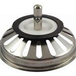 Évier en acier inoxydable I Évier de cuisine MIZZO Sino 435 - encastrable - inox brossé de la marque Mizzo Design image 3 produit