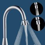 Waternymph Hibbent double fonction 2-flow évier de cuisine Aérateur de la marque Waternymph image 3 produit