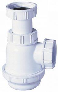 Wirquin SP3178 Siphon de lavabo/bidet à culot court de la marque Wirquin image 0 produit